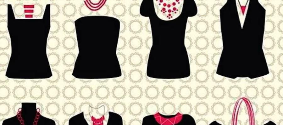 O colar ideal para cada tipo de decote !
