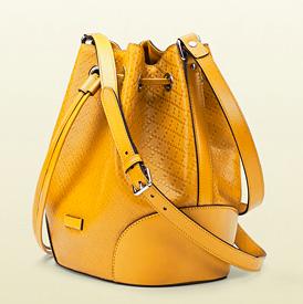 Desejo do dia: Bolsa tipo saco Gucci !