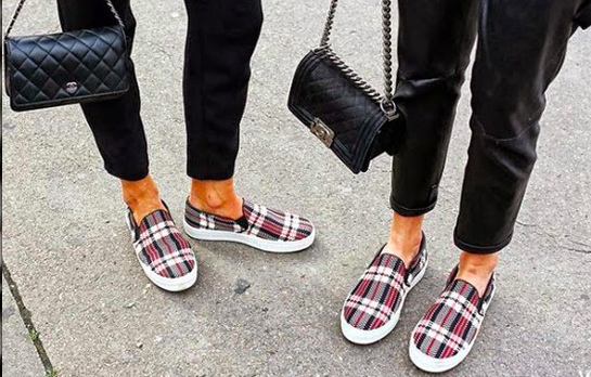 Trendy: Slip on