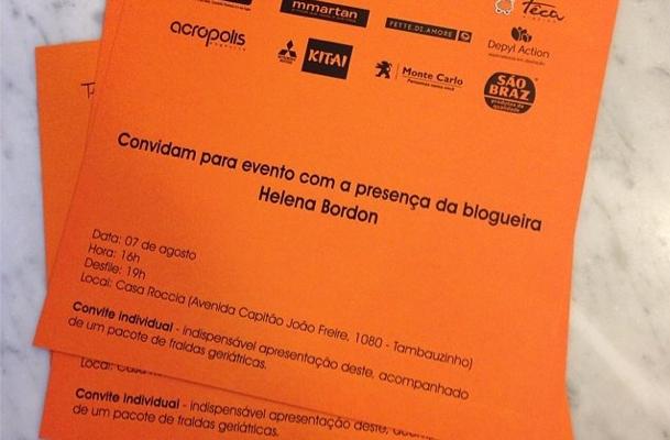 Evento Tereza Ribeiro Maison