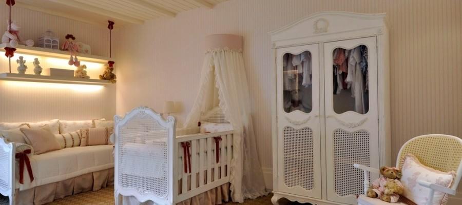 Decor: quarto de bebê  (parte 1)