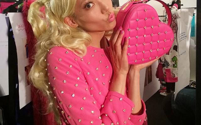 A volta da Barbie…