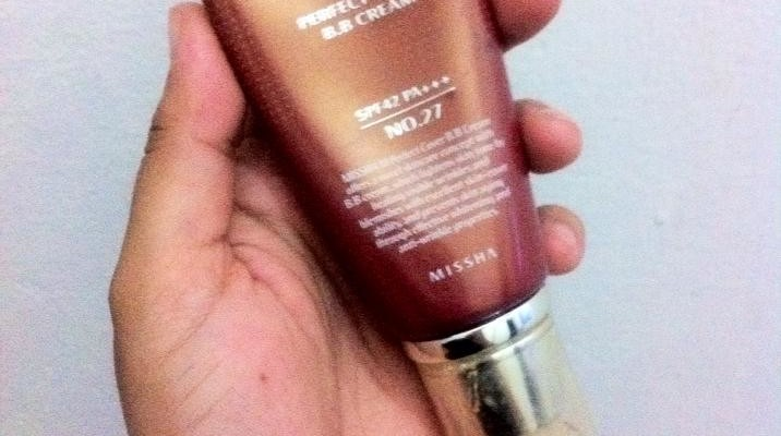 Resenha BB Cream da Missha Perfect Cover