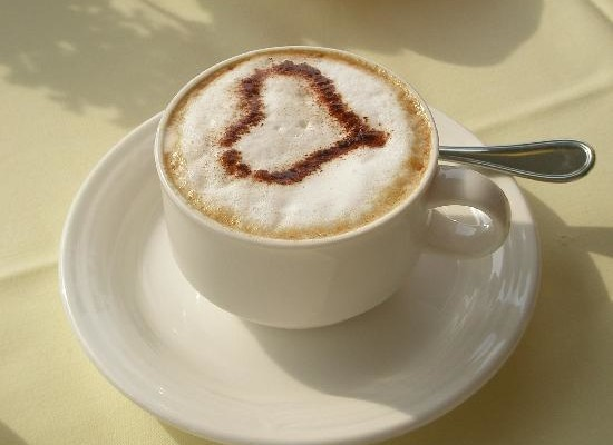 Dica de outono: Receita top de como fazer Cappuccino !