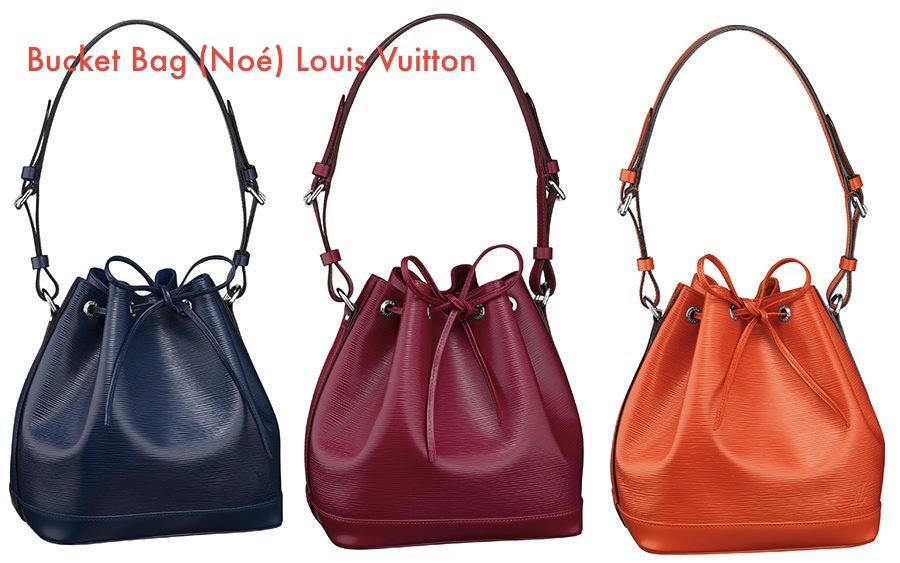 Bucket bag bolsa saco Louis Vuitton