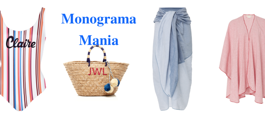 Monograma Mania