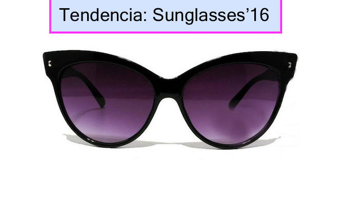 Novidades e tendências em Óculos de Sol 2016