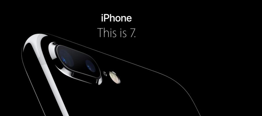 O novo Iphone 7 !