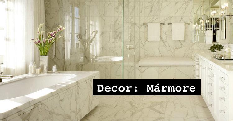 Decor: Marmore !