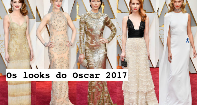 Moda: Os looks do Oscar 2017
