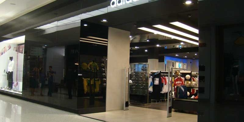 Nova Adidas no Manaira Shopping !