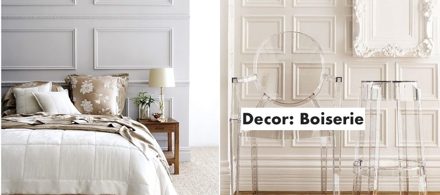 Decor: Boiserie