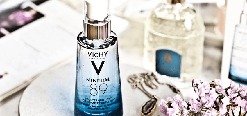 Testei: Vichy Mineral 89