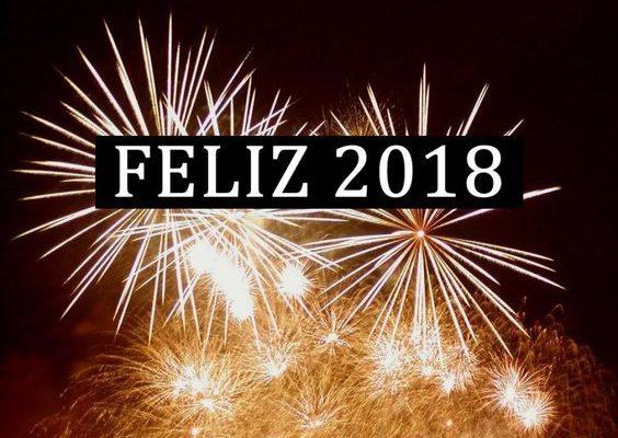 Feliz 2018 !!!