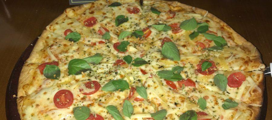 Dica: Woodpecker Pizzaria!