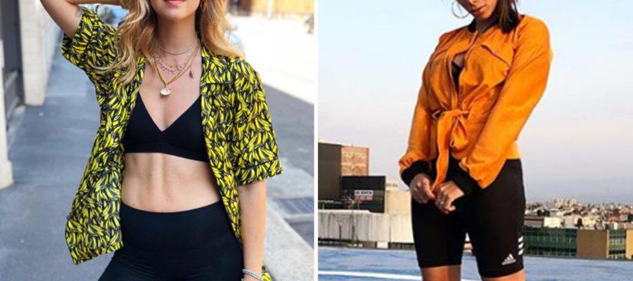 Bike Shorts – será que essa moda pega?