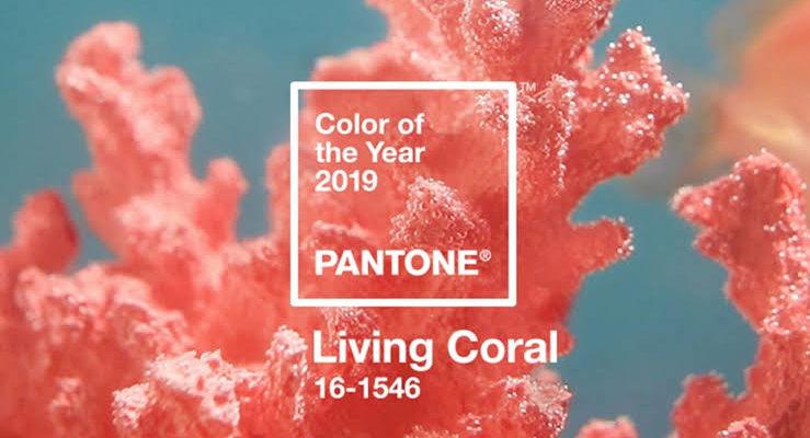 Pantone 2019 – Living Coral