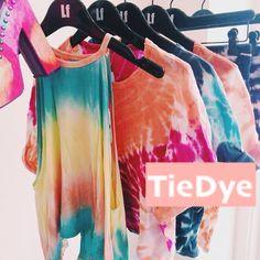 Em alta: Tie Dye