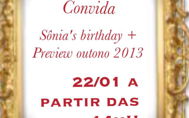 Preview Outono 2013 na Annick
