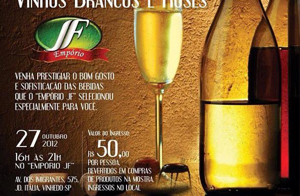 Mostra de Vinhos Empório JF