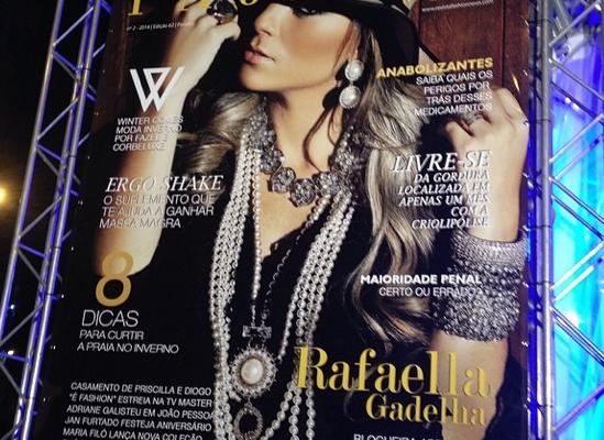 Lançamento Revista Fashion News e Smac Acessórios