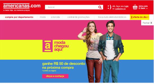 Lojas Americanas estreia categoria moda com coleção exclusiva da Guaraná Brasil !!!