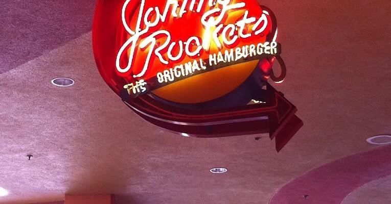 Johny Rockets Hamburguer