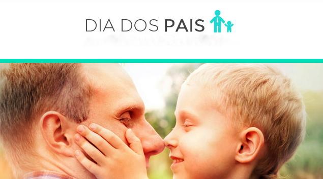 Dica de presente para o Dia dos Pais !