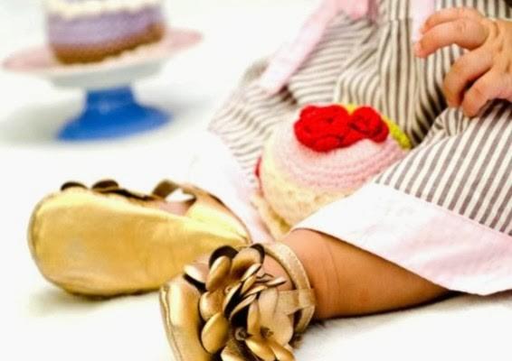 Dica para os babys: sapatos fofos da Amoreco Kids