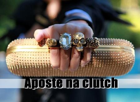 Aposte na clutch