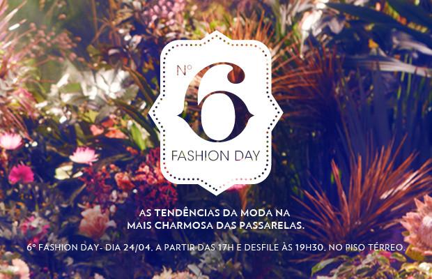 Fashion Day do Shopping Cidade Jardim