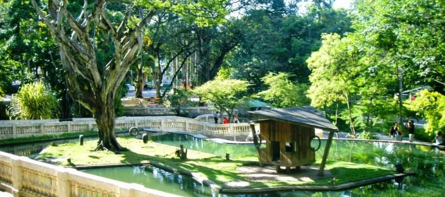 Dica de Passeio: Zoológico da Bica / João Pessoa