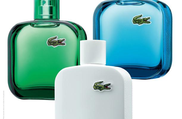 Lançamento Perfume Lacoste masculino
