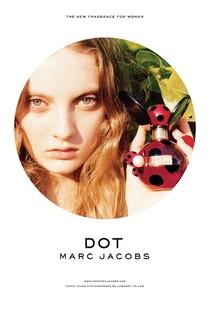 DOT – novo perfume de Marc Jacobs