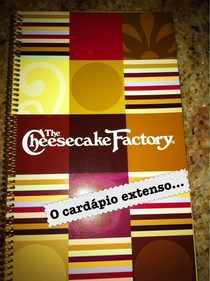 Desert lovers! Cheesecake Factory