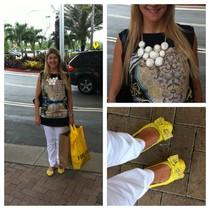 Look do Dia – Dolphin Mall Miami