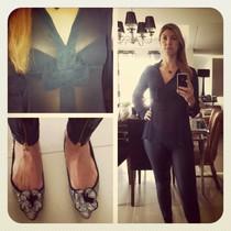 Look do dia – tendência: calça de couro