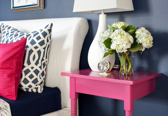 Decor: Navy Room