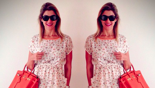 Look do dia: Vestido fofo