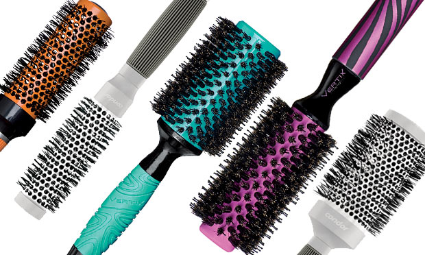 Como escolher a escova de cabelos correta !