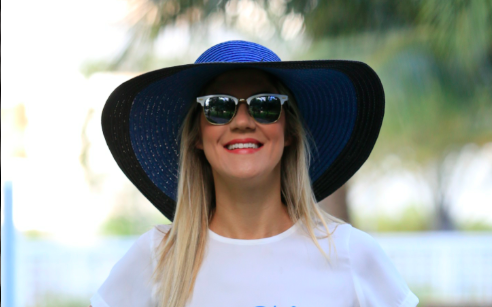 Look do dia: Tons de azul