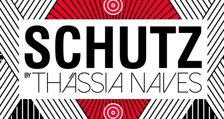 A nova coleção da Schutz por Thássia Naves