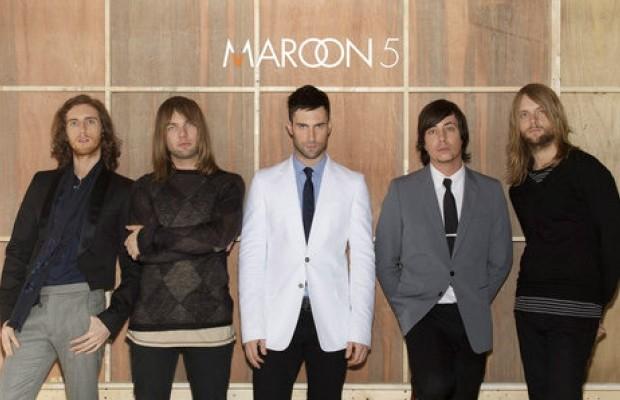 Novo clipe do Maroon 5 – Sugar !