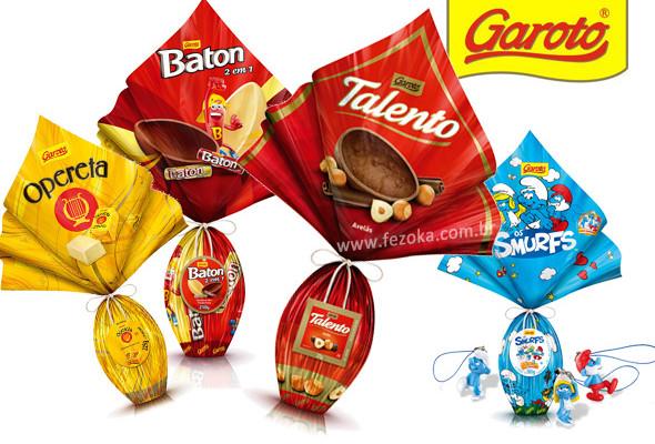 Os lançamentos de ovos de Páscoa 2015 !!!