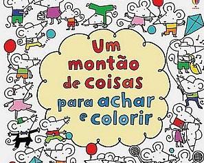 """A nova onda do """"Livro para colorir"""" !!!"""