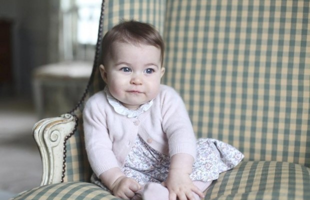 Momento papparazzi: Princesa Charlotte