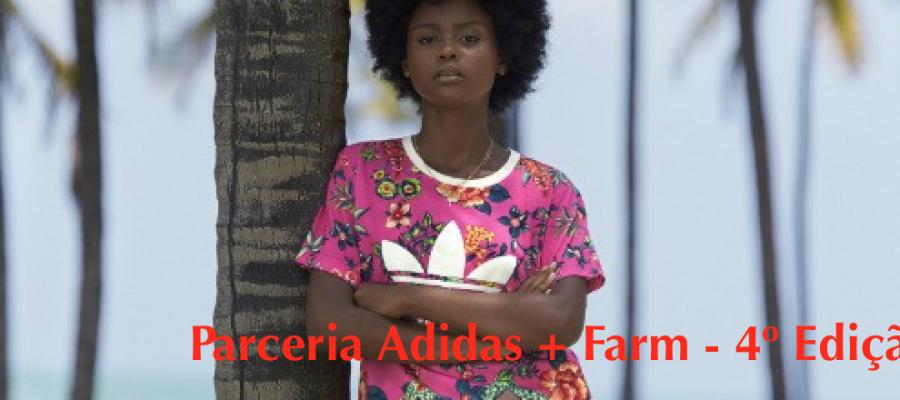 Adidas Originals + Farm Rio 4º Edição!