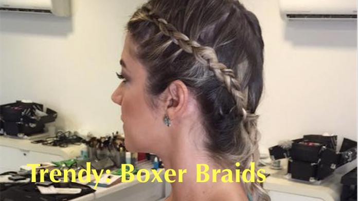 Trendy: Boxer Braids