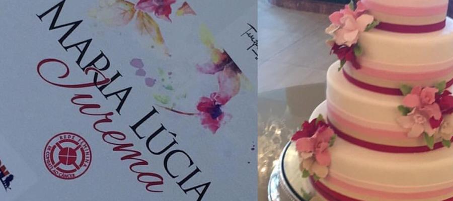 Look: Almoço de aniversario Maria Lúcia Jurema !