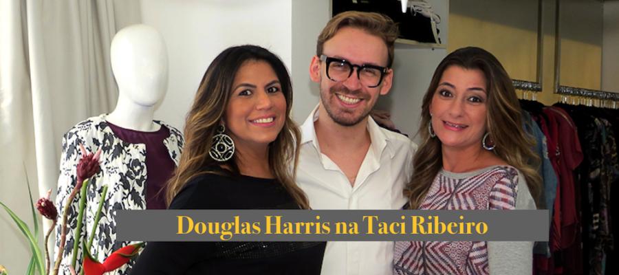 Douglas Harris na Taci Ribeiro inverno'16